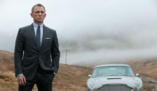 Daniel Craig confirme « Bond 25 »