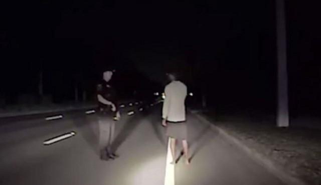 La vidéo de l'arrestation de Tiger Woods est diffusée (vidéo)