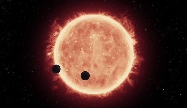Découverte majeure : 7 planètes de la taille de la Terre.