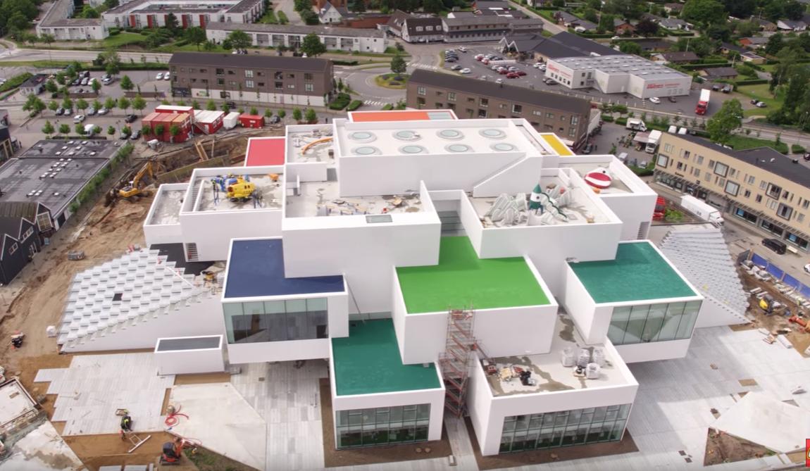 La maison Lego ouvrira en septembre