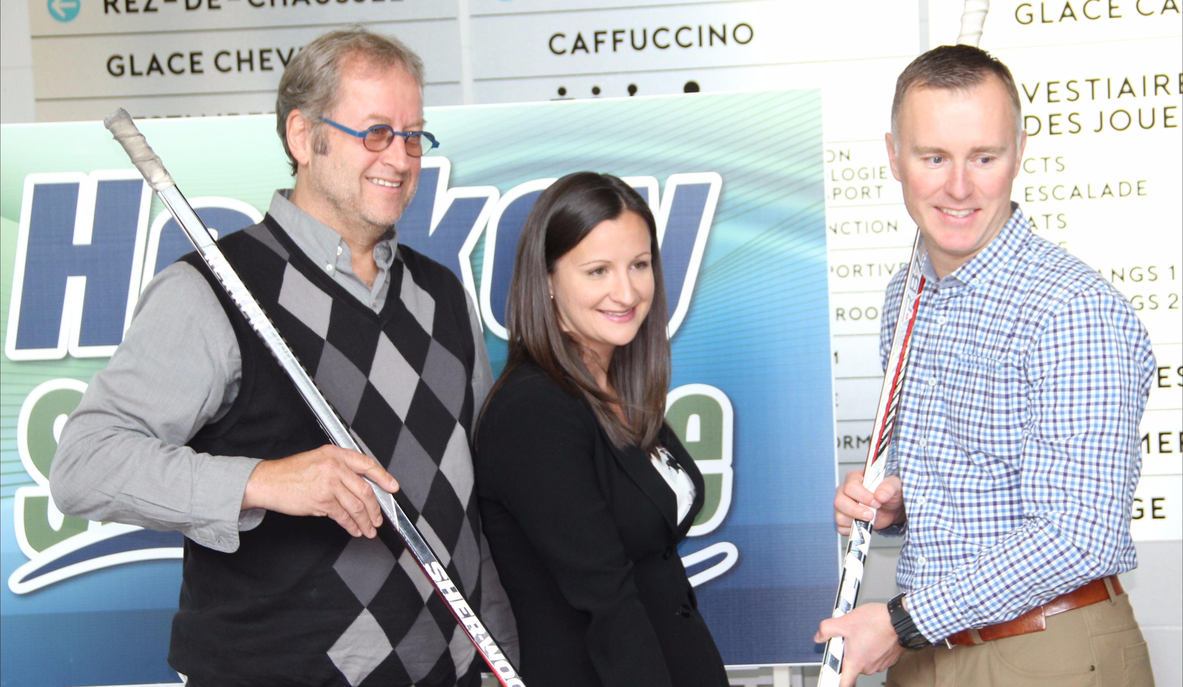 Hockey Sherbrooke et JEVI concluent un partenariat