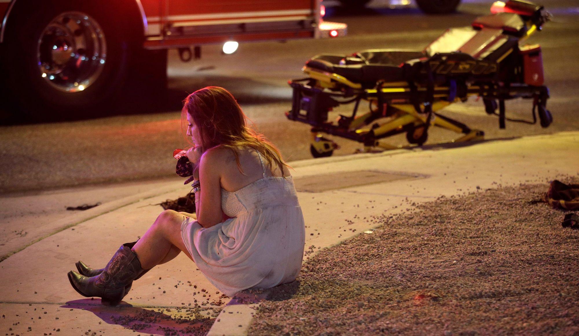 La compagne du tueur de Las Vegas ignorait son projet de fusillade