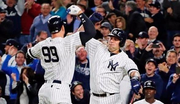 Les Yankees éliminent les Twins