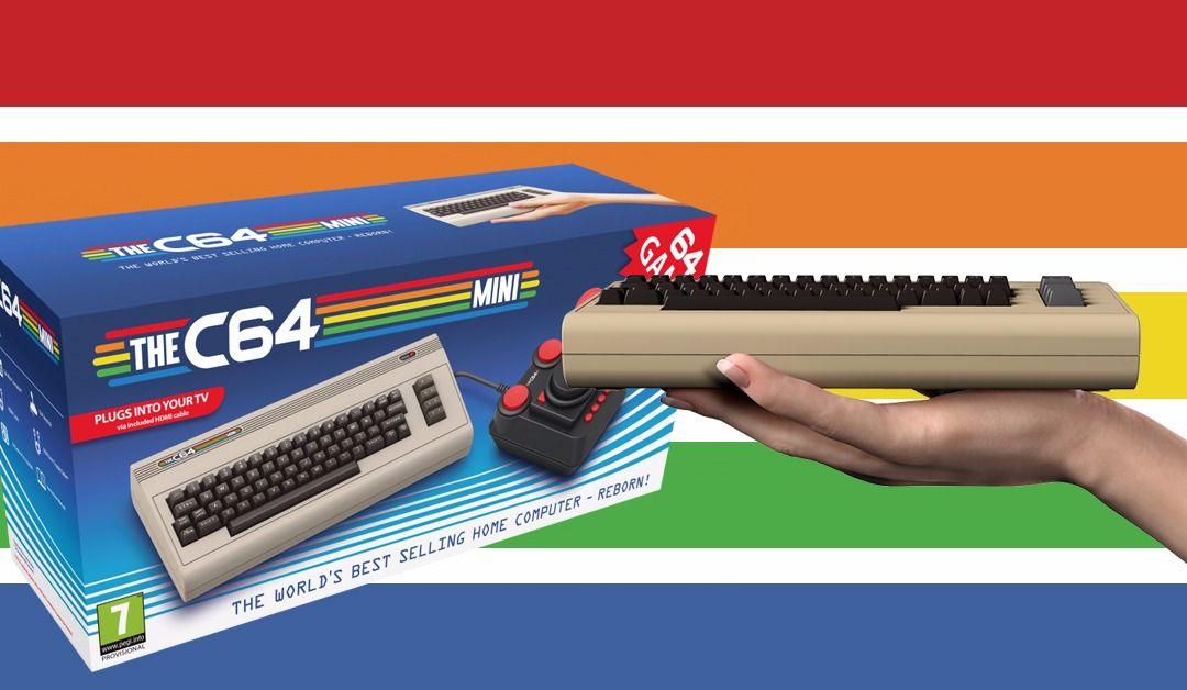 Les 64 jeux qui viennent avec la C64