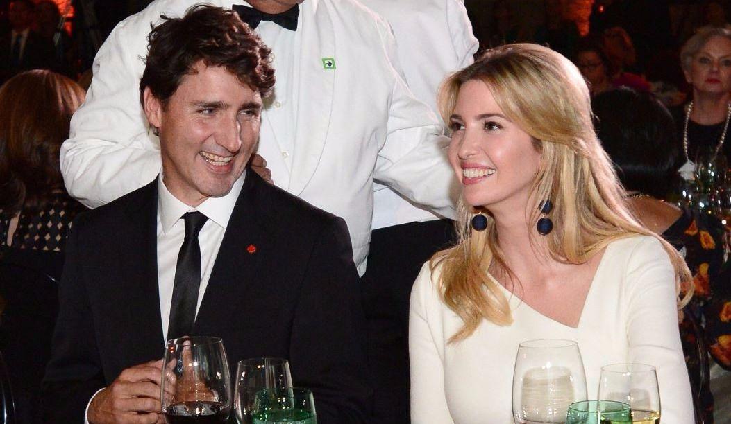 Trudeau admet des négociations