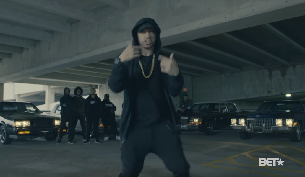 Eminem attaque Donald Trump