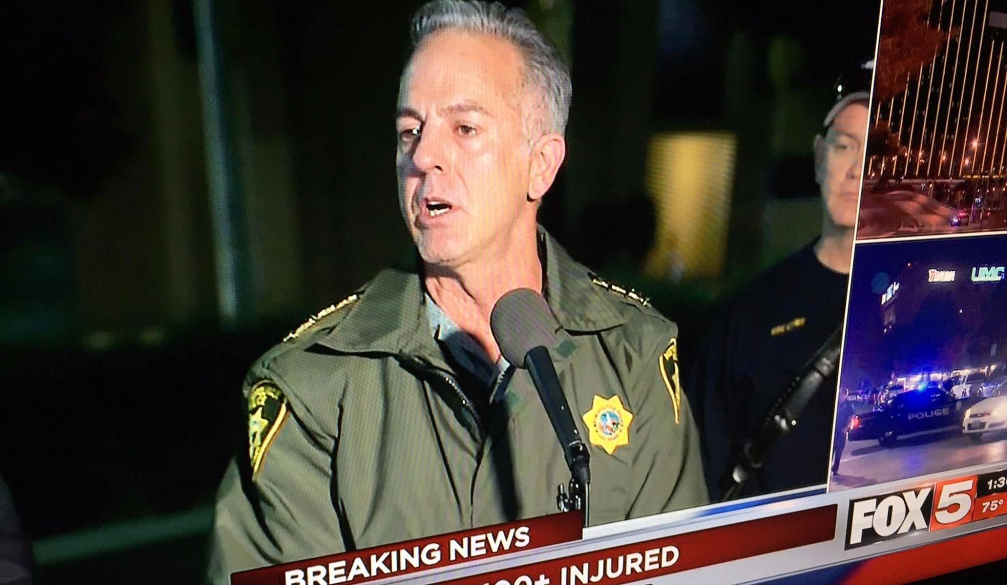 La police de Las Vegas poursuivie pour avoir été trop lente à réagir