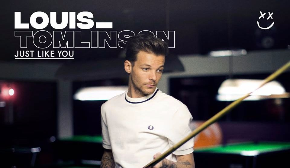 """Louis Tomlinson Releases """"Just Like You"""""""