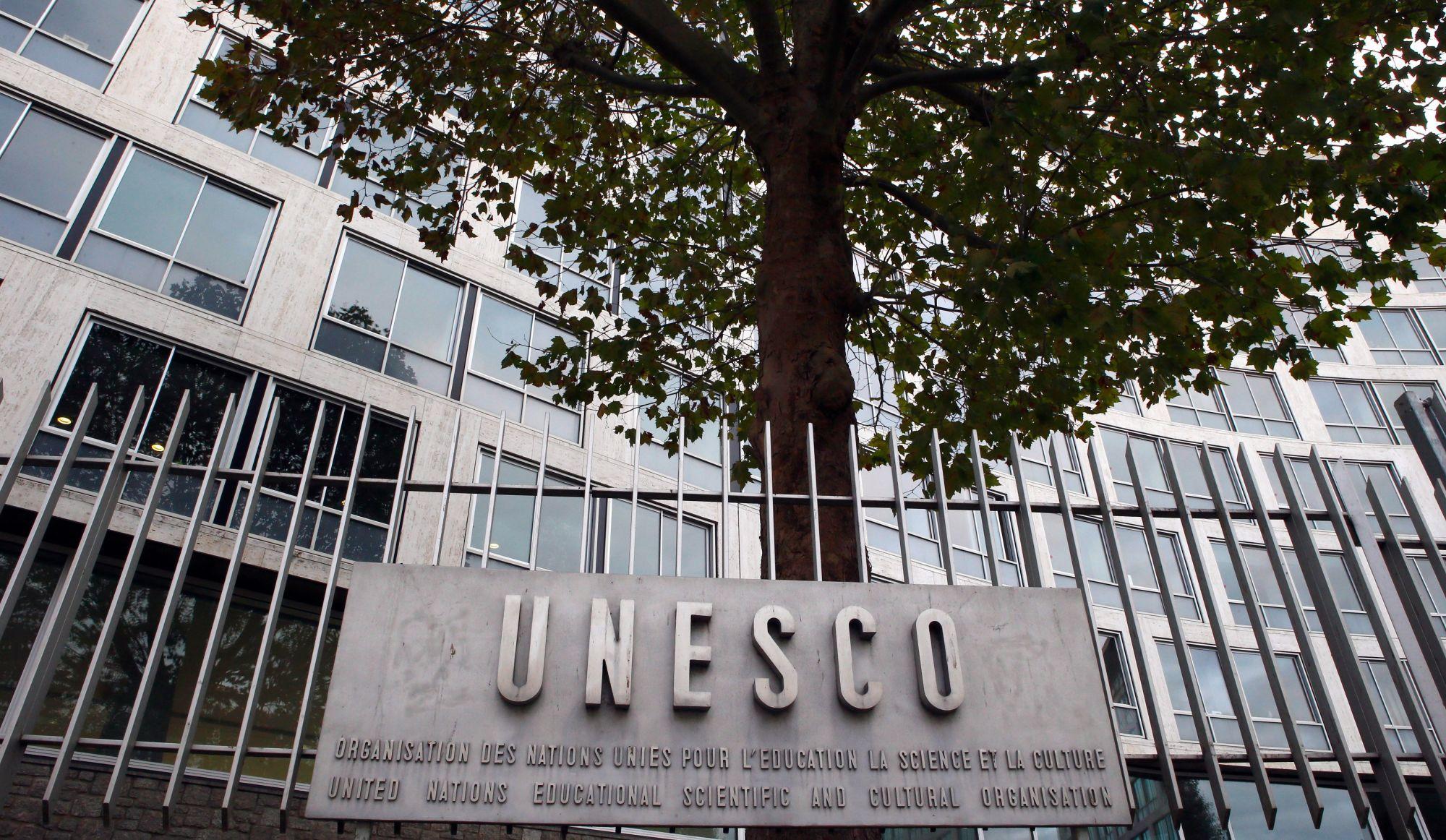 Les États-Unis se retirent de l'UNESCO