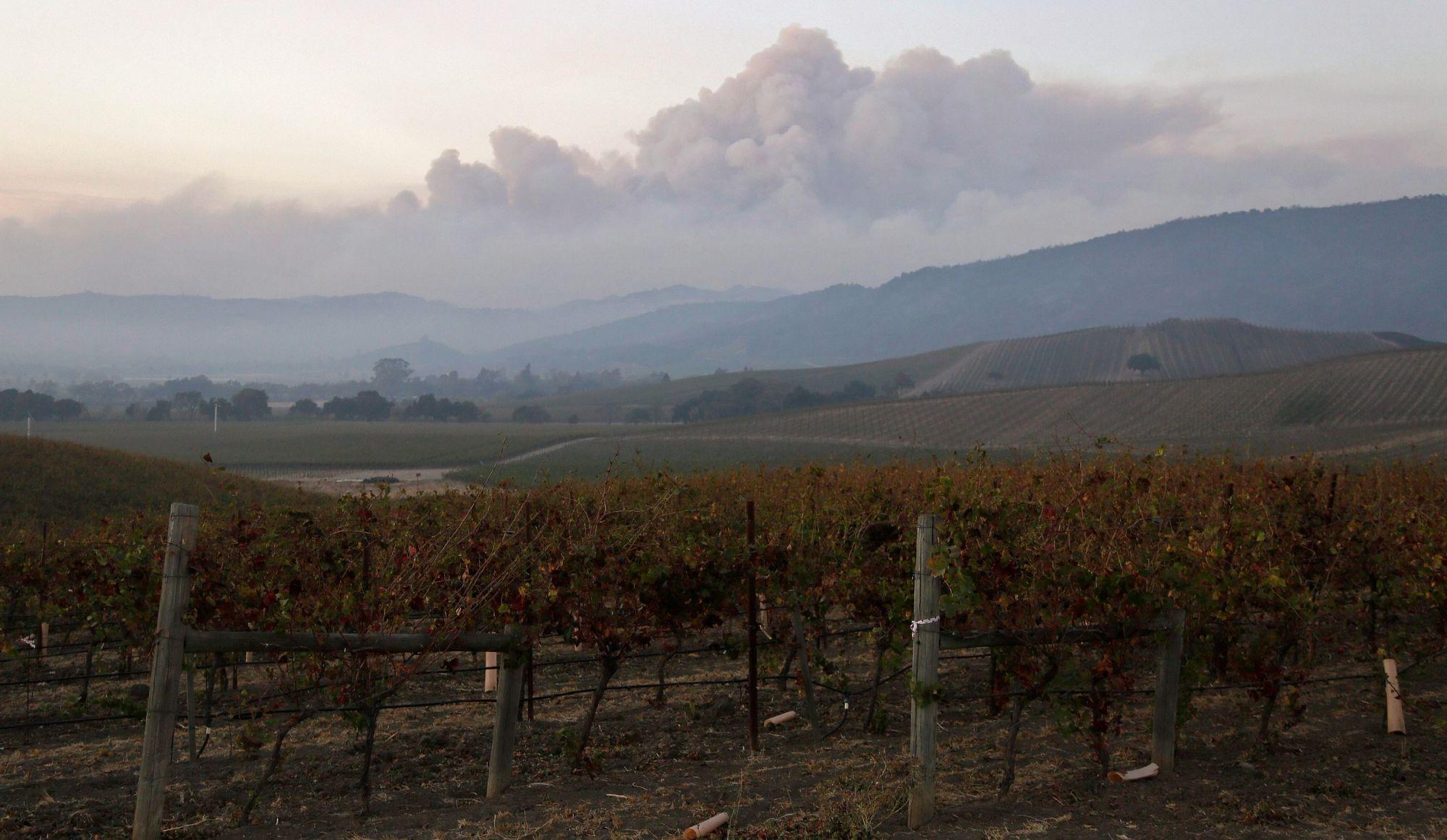 Incendies de forêt en Californie: Éric Gagné a vécu «l'enfer»