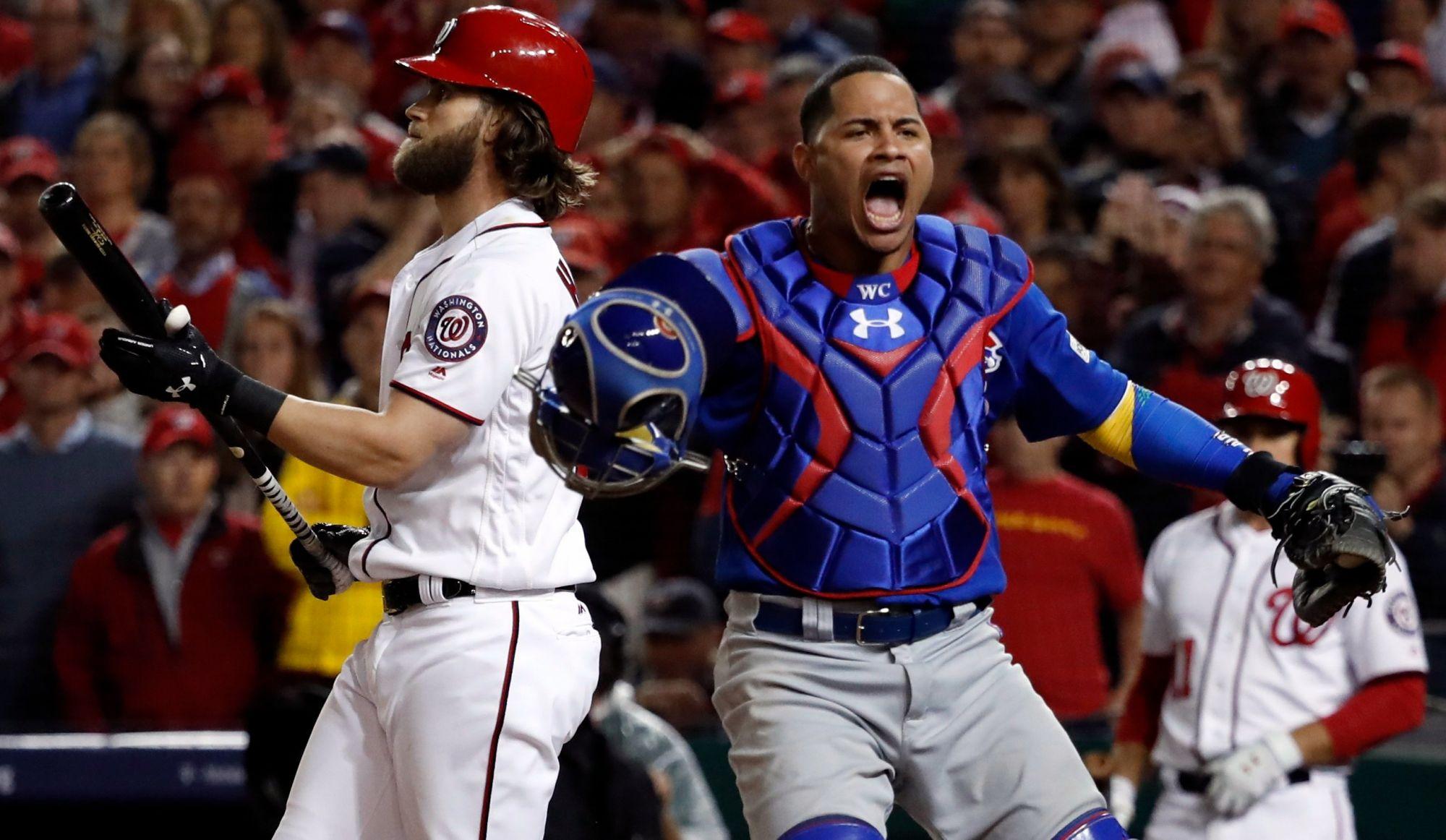 Les Cubs en série de championnat (vidéo)