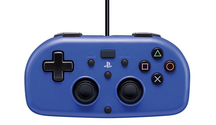 Une nouvelle manette de PS4, pour petites mains