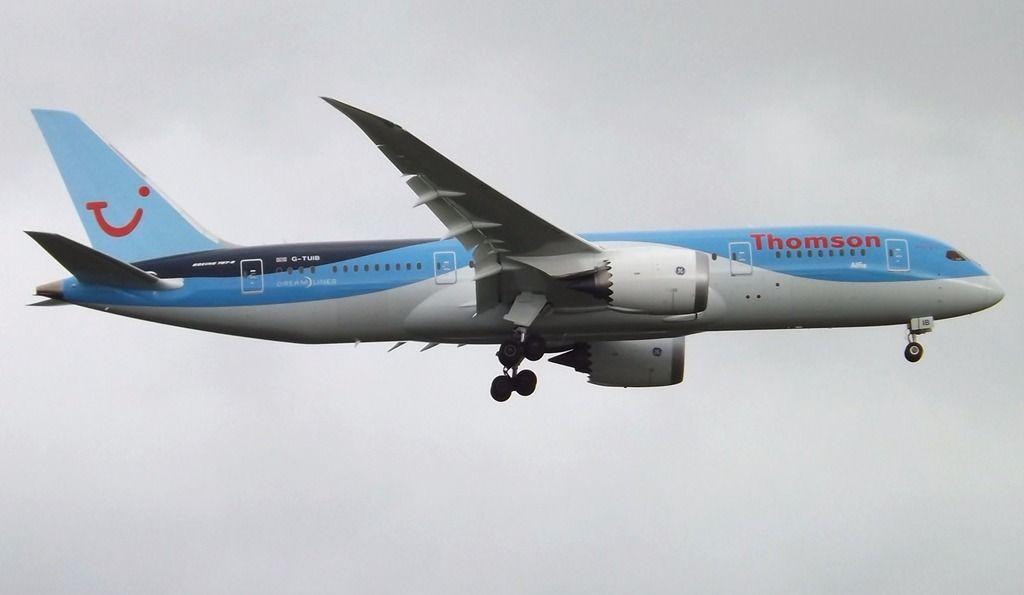 Un 787 se pose d'urgence à l'aéroport de Québec