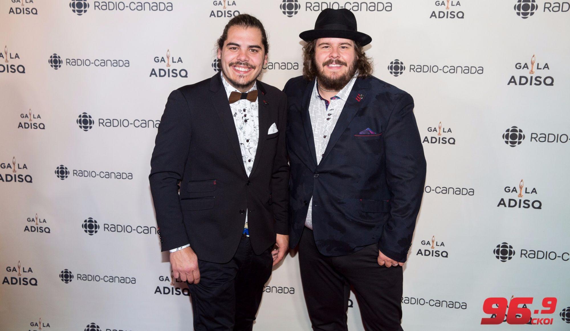 Gala de l'ADISQ : les plus belles images du tapis rouge!