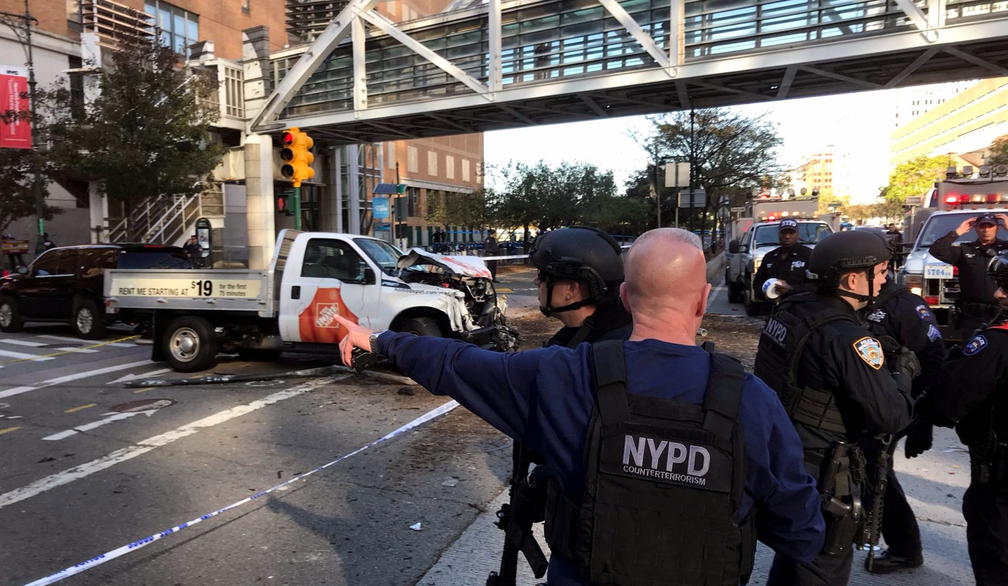 Attentat à New York : ce que l'on sait du suspect