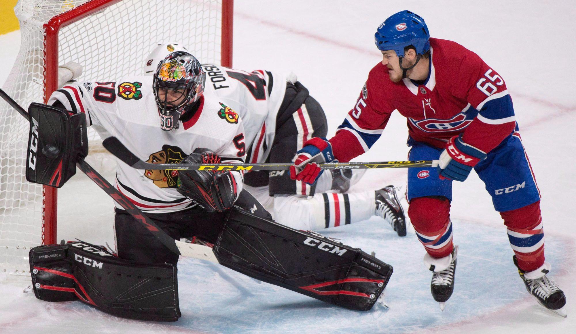 Les Etoiles de la semaine — NHL