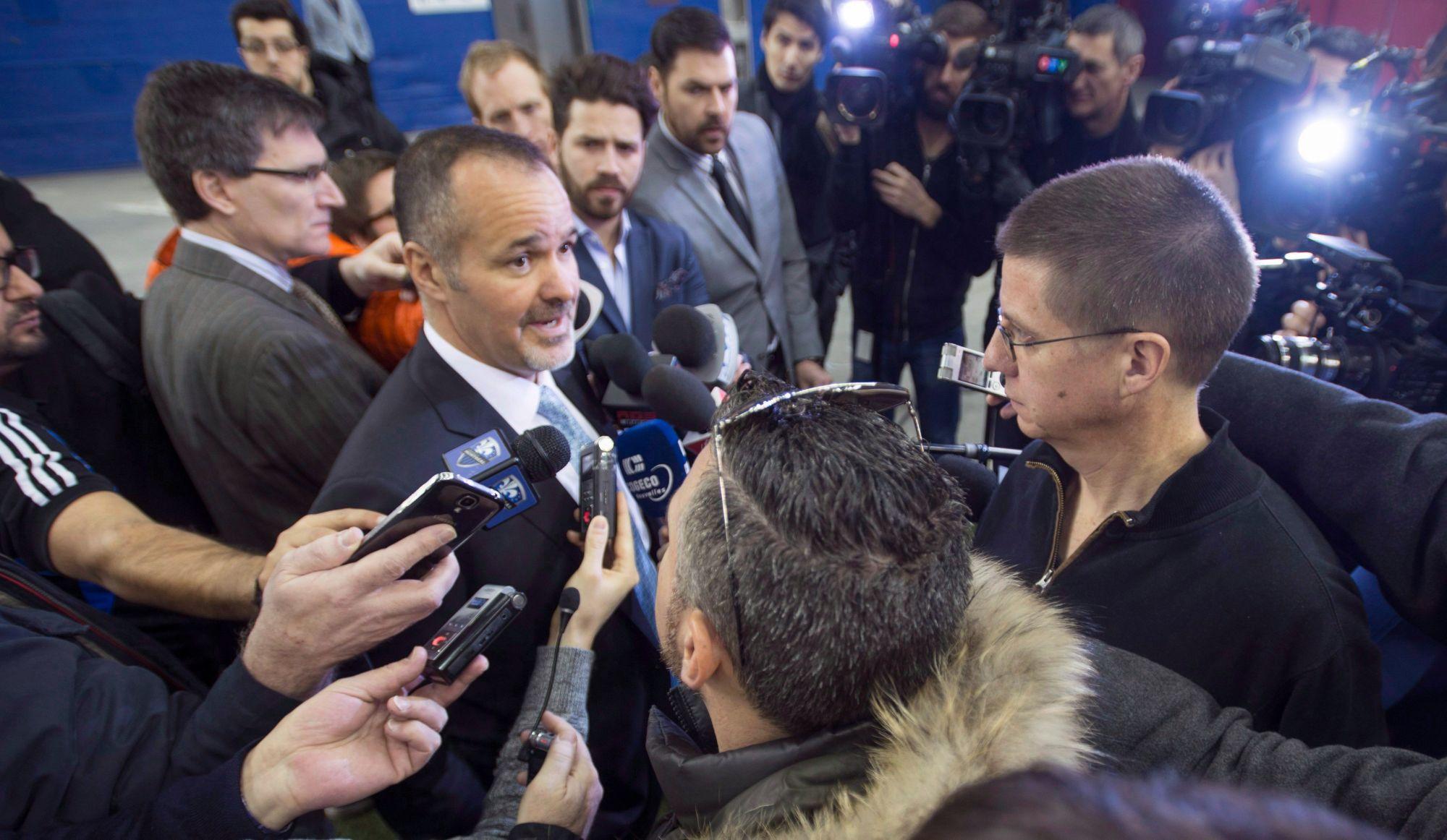 MLS: l'Impact Montréal de Laurent Ciman s'est trouvé un nouveau Garde