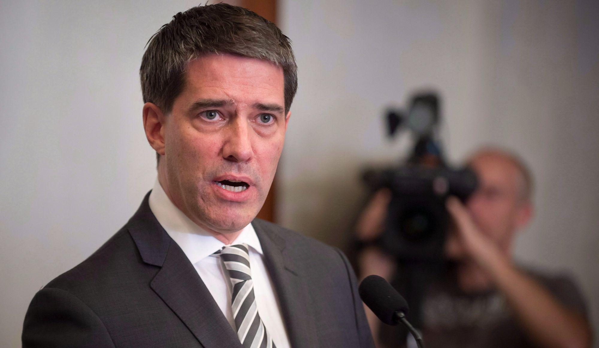 André Boisclair arrêté à Québec