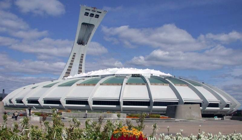 Montreal's Big O is Getting a New Roof