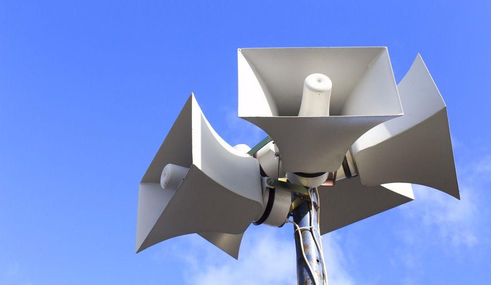 Entre 14h et 15h: un test de sirènes à Montréal
