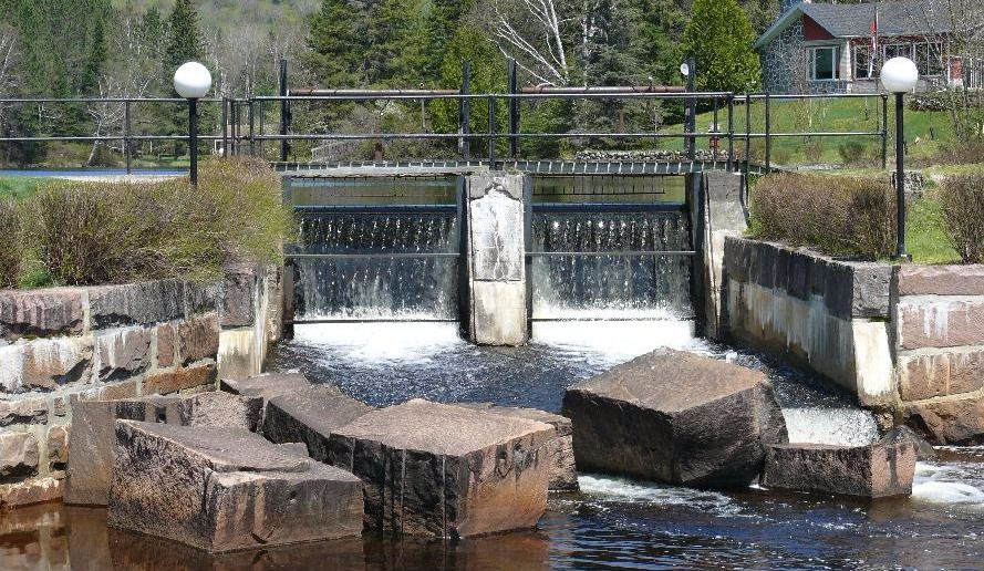 Investissement de 175 000$ pour barrage à Lac-Saguay