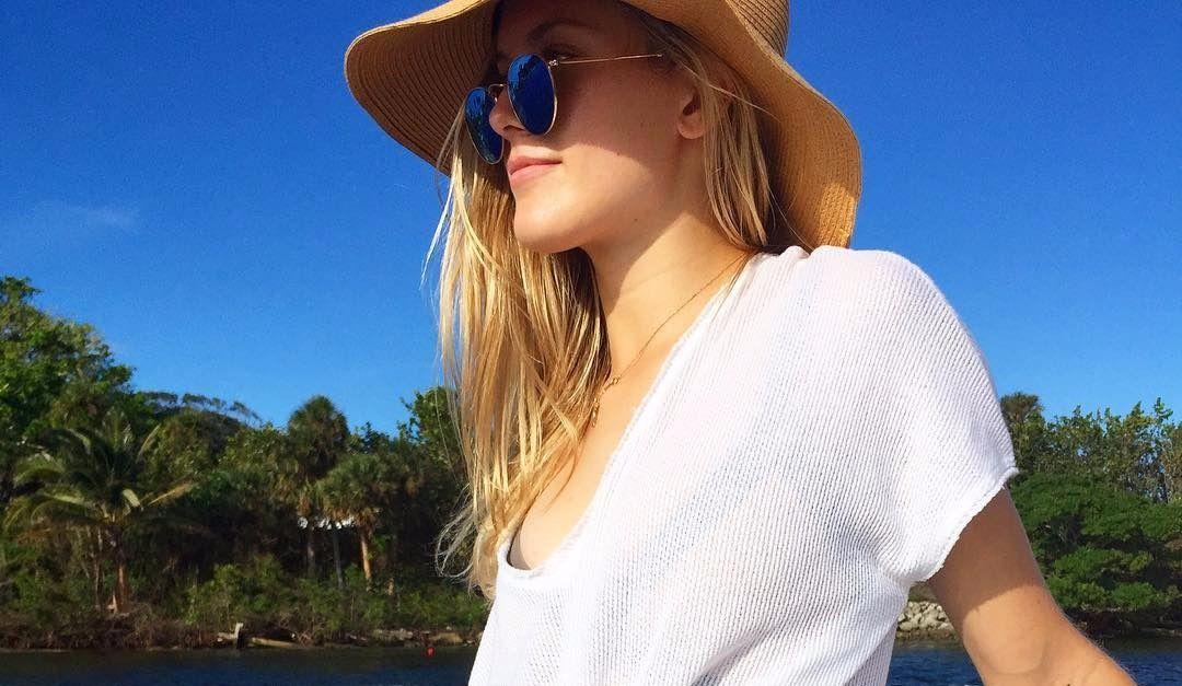 Eugenie Bouchard se la coule douce aux Bahamas