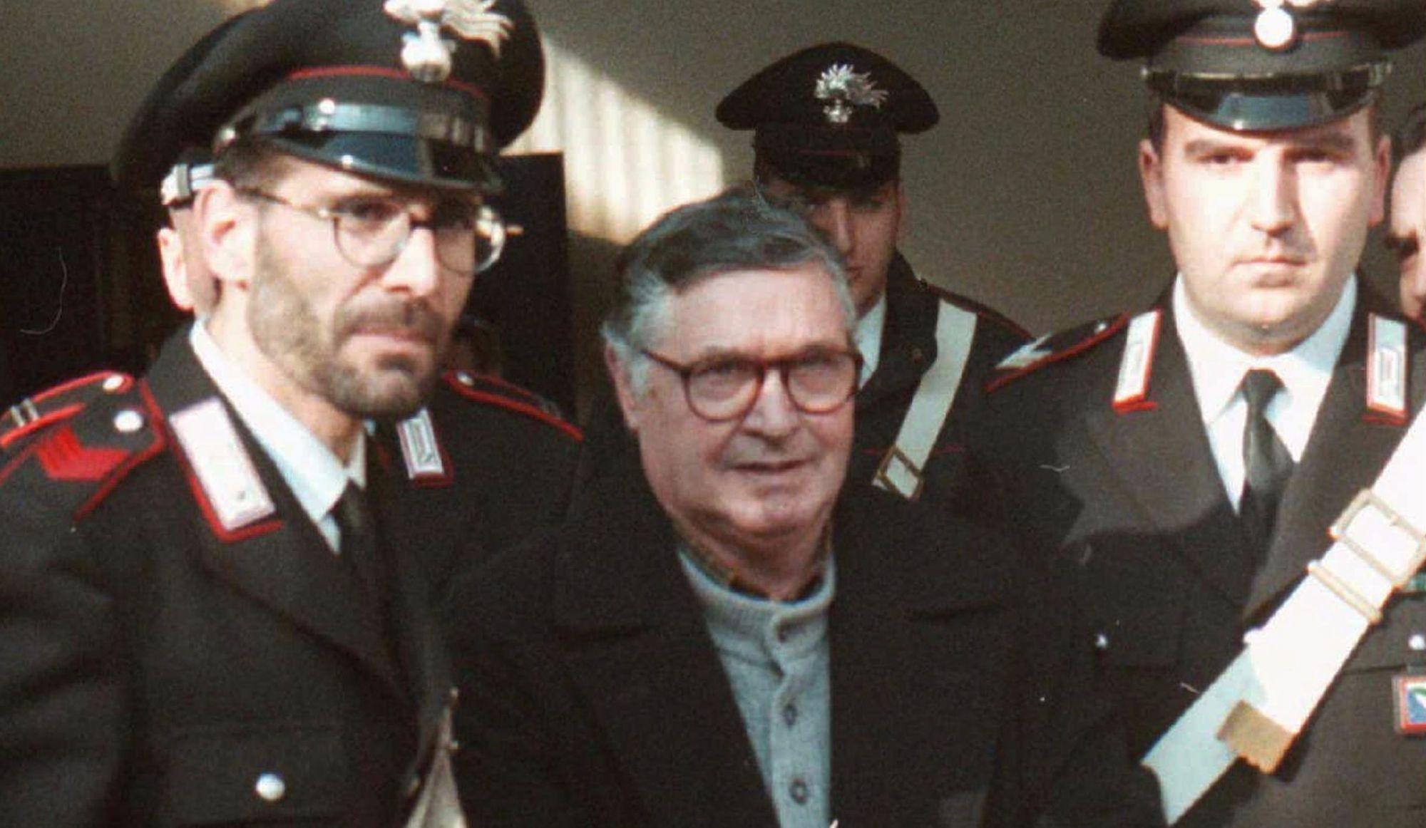 Italie: le mafioso notoire «Toto» Riina est mort
