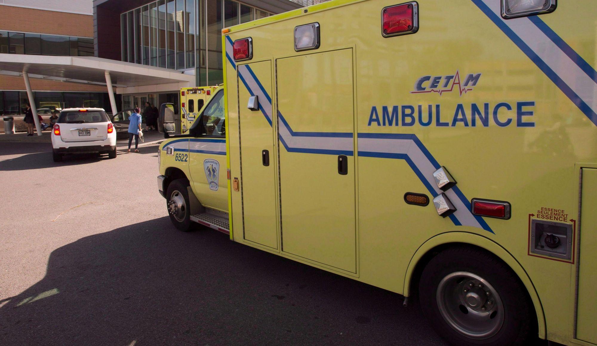 Urgences-santé: les paramédics menacent de faire de nouveau la grève