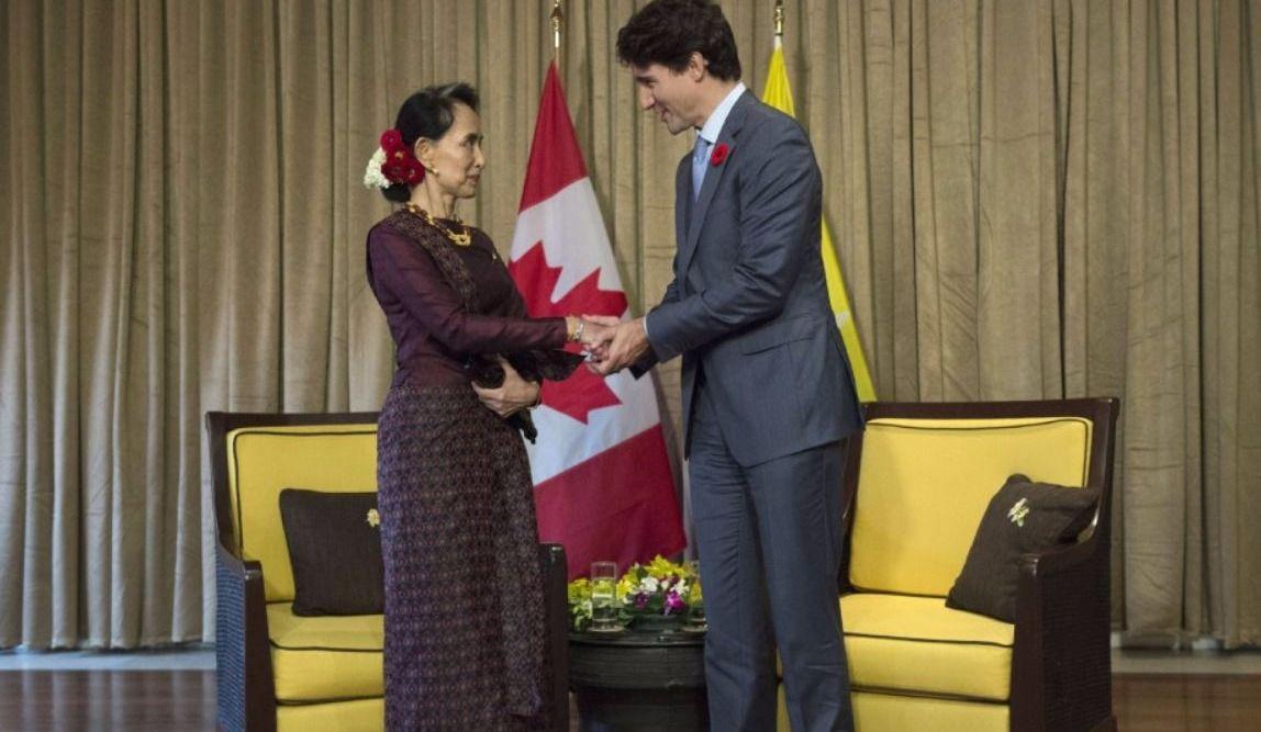 La Chine au chevet des Rohingyas — Birmanie