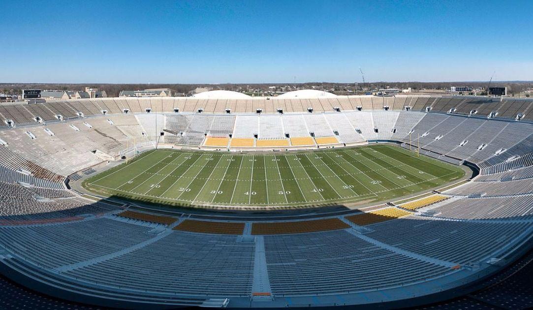 Les Blackhawks et les Bruins joueront au stade Notre Dame