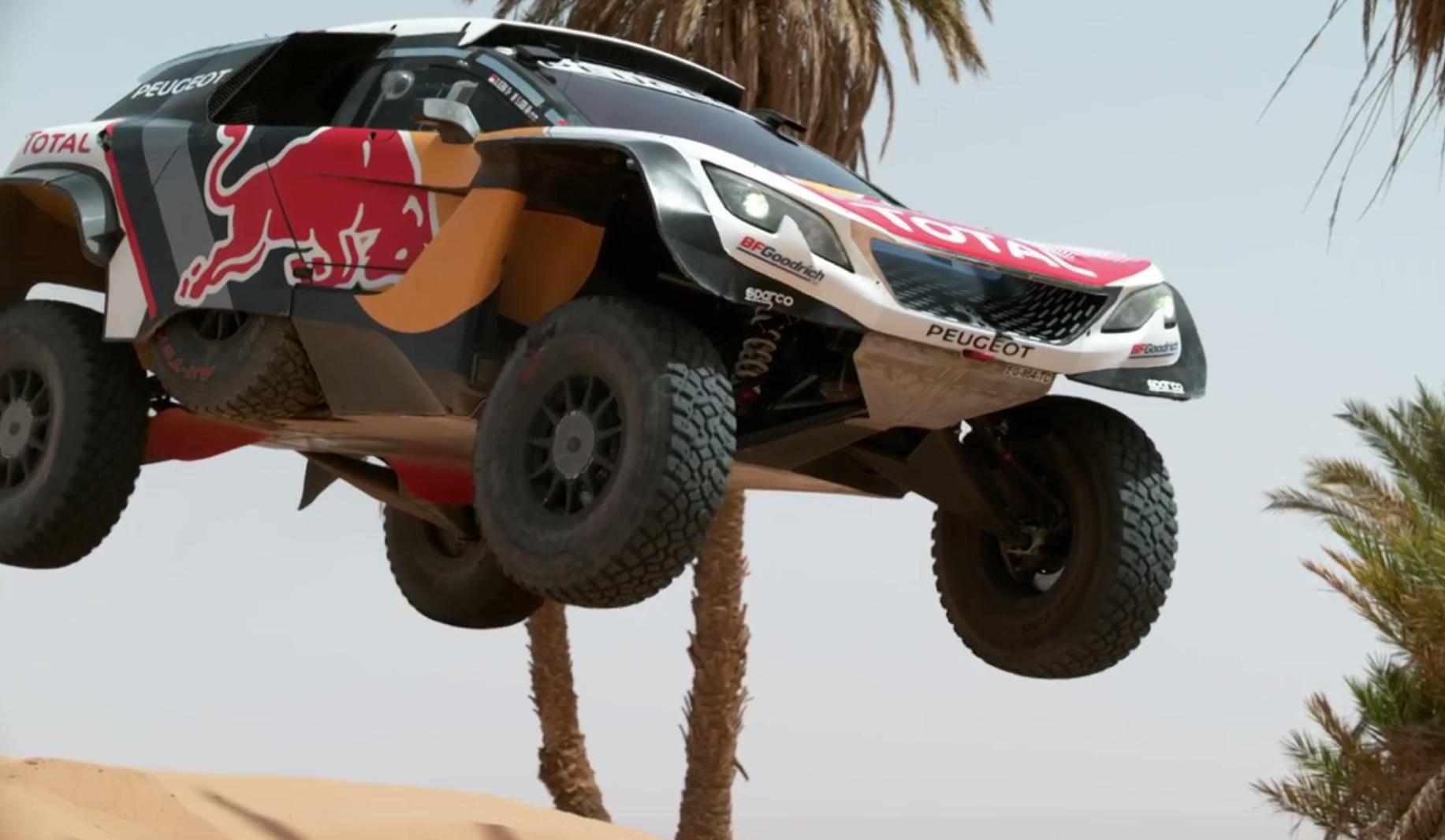 Le rallye Dakar 2018, 40e édition