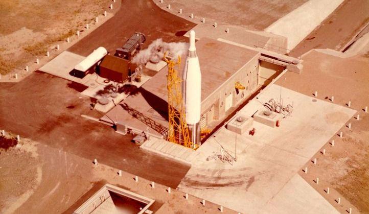 Envie de dormir dans un silo à missile ?