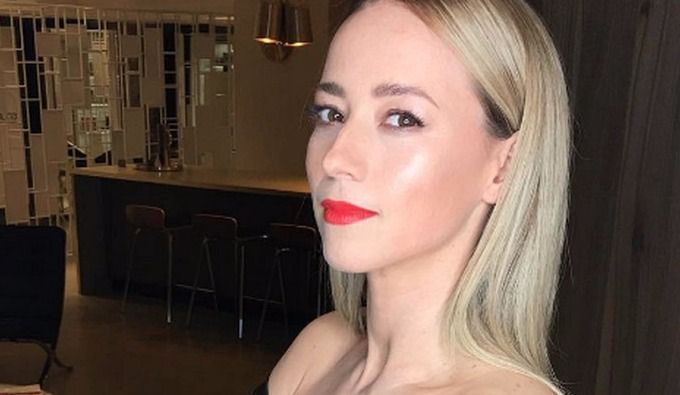 Karine Vanasse publie une photo touchante!