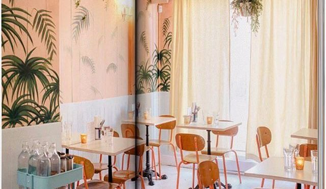 Agrikol: un superbe restaurant avec un superbe décor