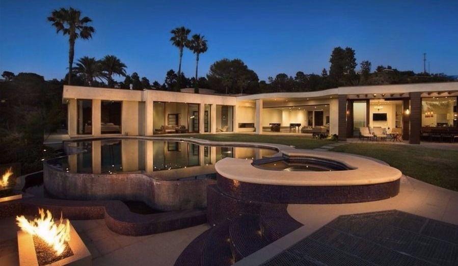 Justin Bieber loue une villa de rêve