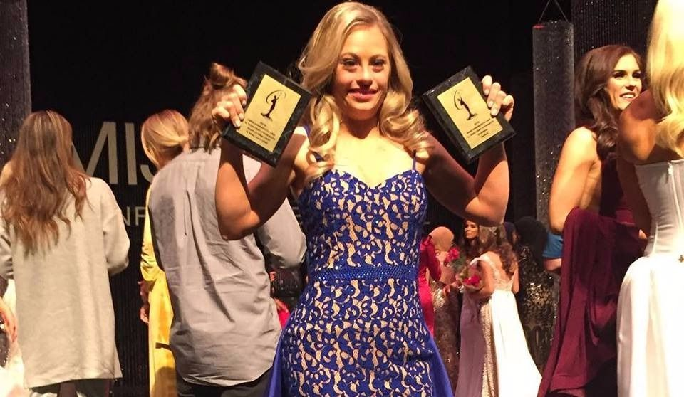 Woman Becomes 1st Person with Down Syndrome in Miss USA Pageant