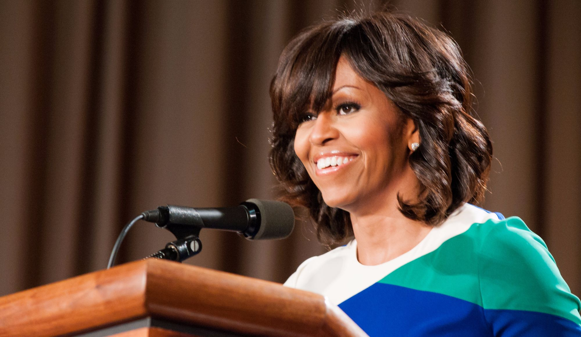Michelle Obama is Coming to MTL
