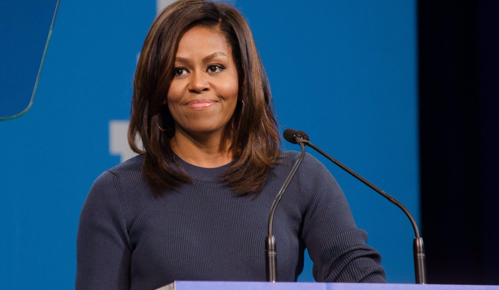 Michelle Obama à Montréal en février prochain