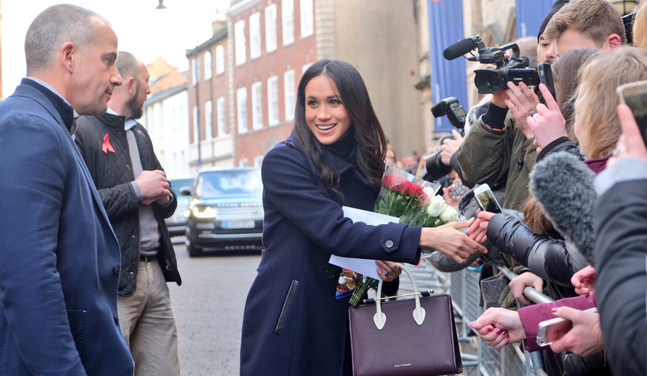 The MTL Designer Worn by Meghan Markle