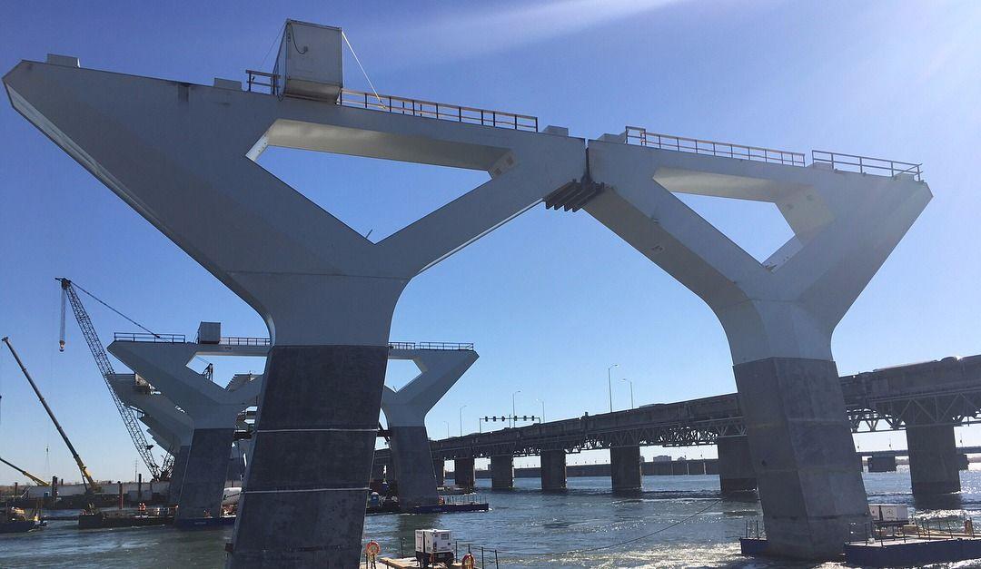 The new Champlain Bridge Already has Problems