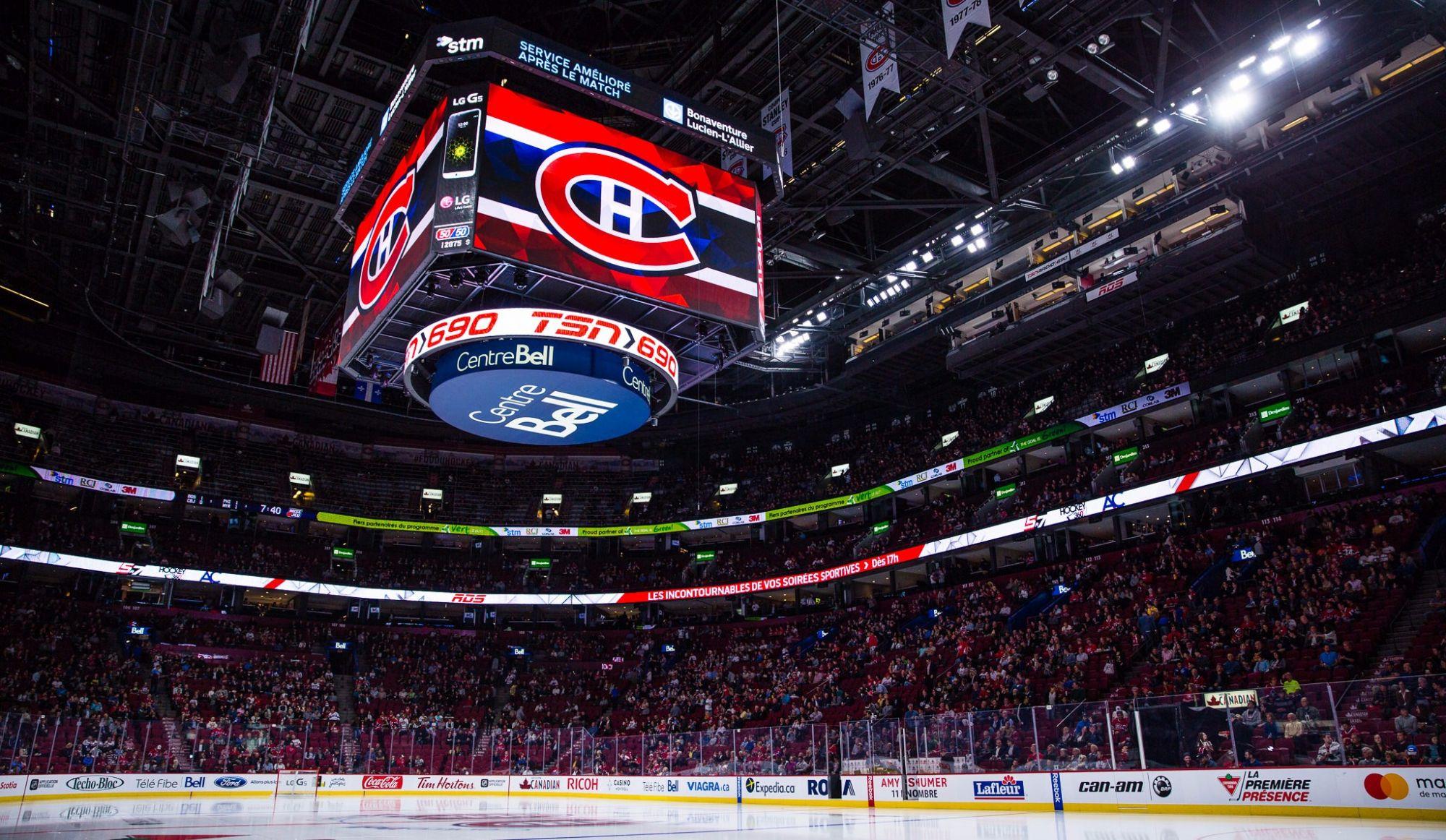 Le Canadien, 3e dans la valeur des équipes de la LNH
