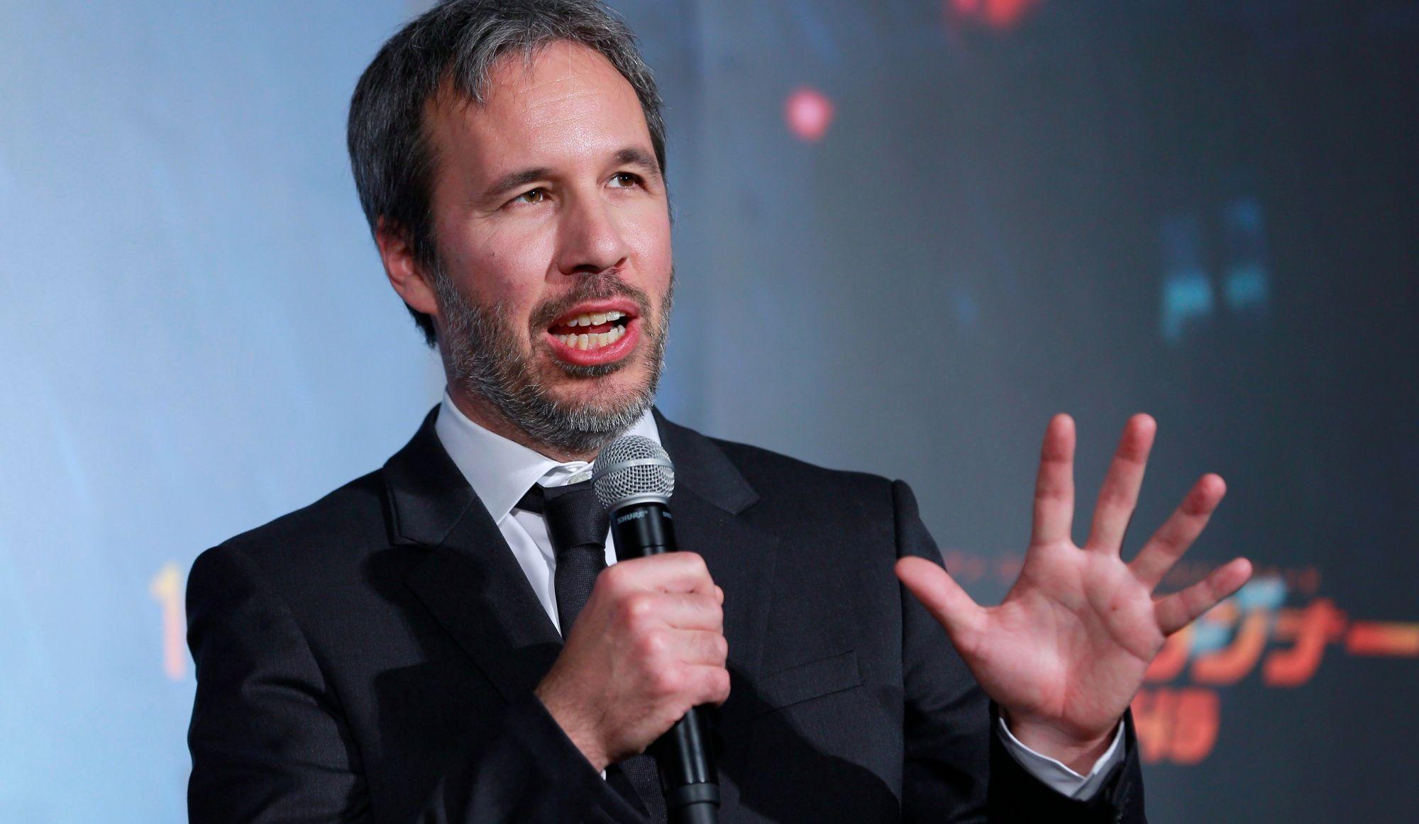 Denis Villeneuve reçoit un doctorat honorifique de l'UQAM