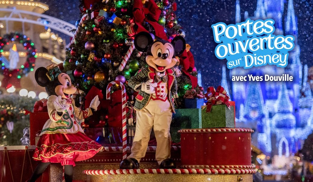 Un temps des fêtes magique à Walt Disney World
