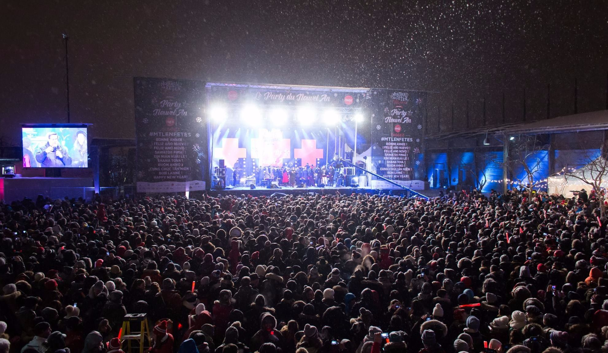 MTL's New Year's Eve Celebration – Details & Lineup