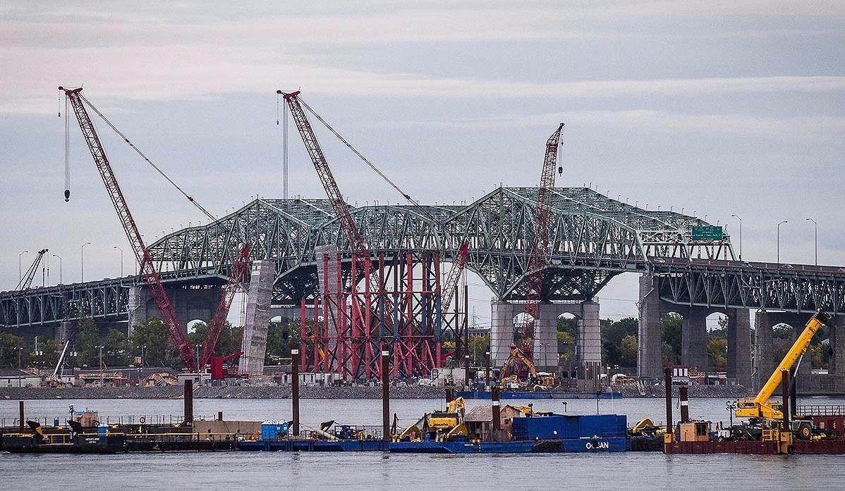 Réunion d'urgence pour le pont Champlain