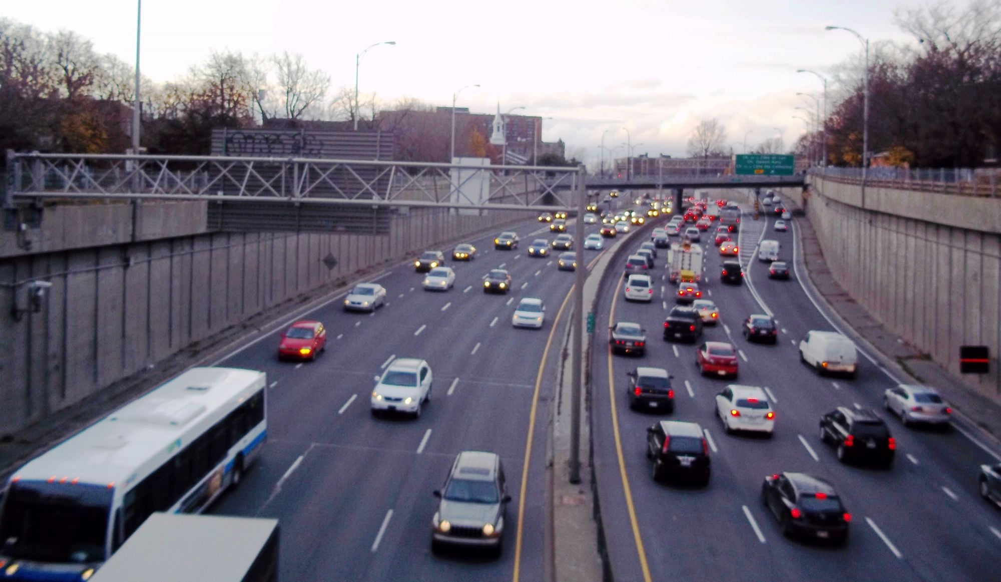 Brace Yourselves: the Worst of Turcot Traffic Starts Monday