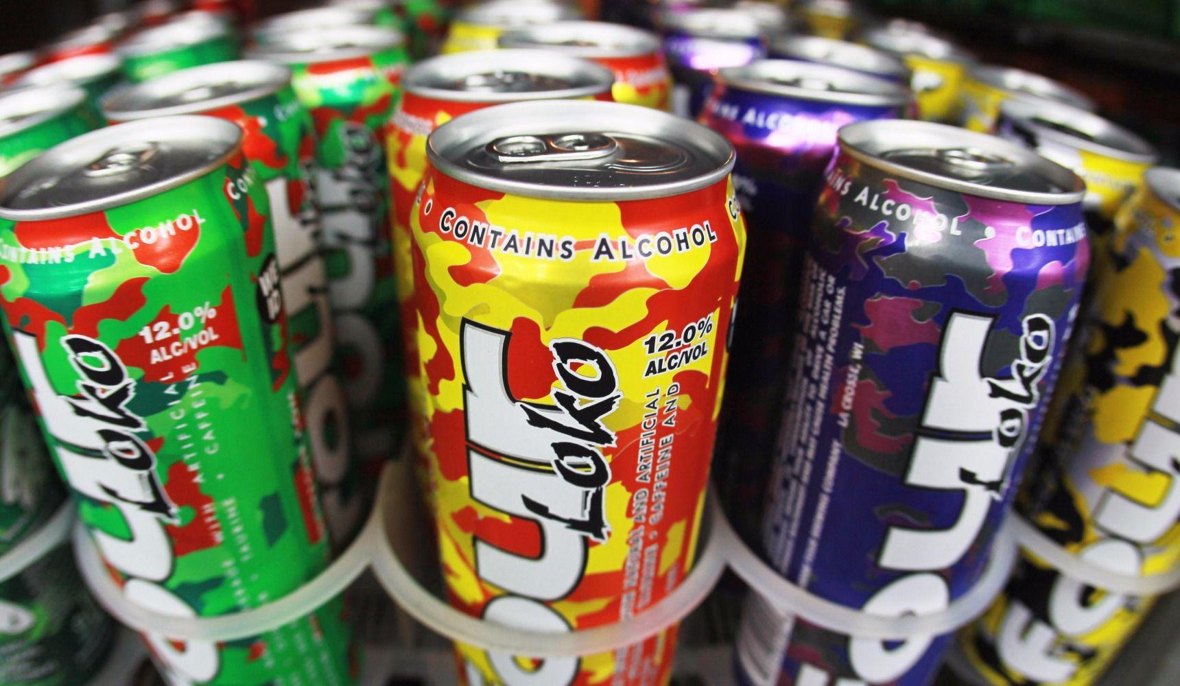 Les boissons Four Loko retirées des tablettes
