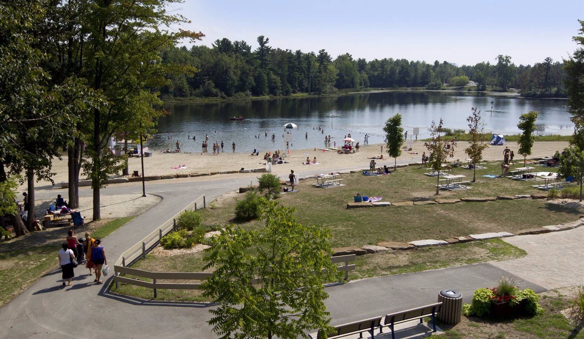 Un pas de plus pour sauvegarder le lac Beauchamp