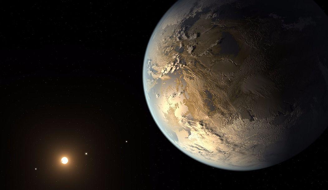 Deux planètes découvertes, dont une qui serait habitable