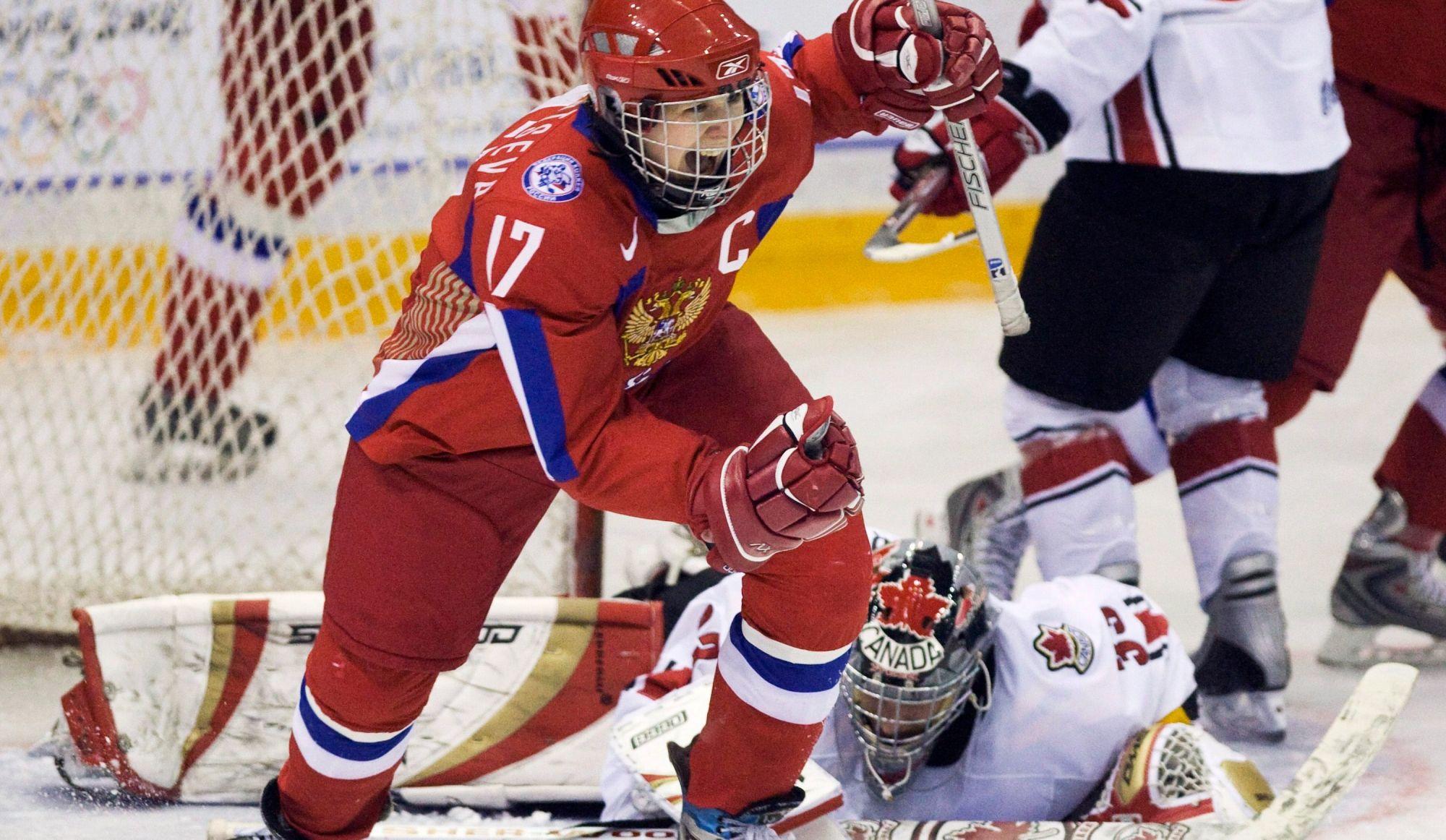 Les sportifs russes